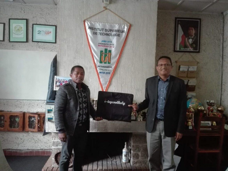 Partenariat ONG Tolotsoa – IST Antananarivo