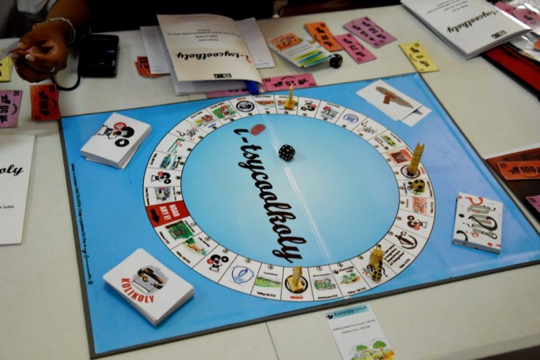 i-Tsycoolkoly , le jeu de société éducatif sur la lutte contre la corruption