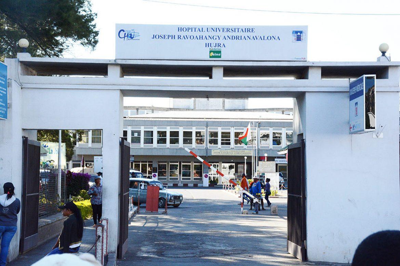Campagne d'information et de suivi relatif à la gouvernance de l'hôpital HUJRB